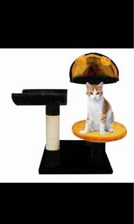 Cat Tree and scratch pole
