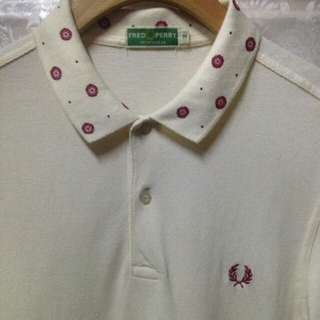 Fred Perry Twisted Wheel