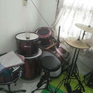Full shet drum merk visioner