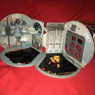 Star Wars Action Fleet THE DEATH STAR Galoob Micromachines #2 VINTAGE 1996