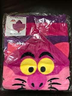 Tokyo Disneyland Cheshire Cat 沙灘巾