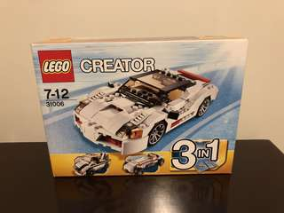 New & Original Lego Creator 3-in-1 (31106)