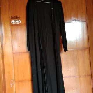 long cardigan outer panjang