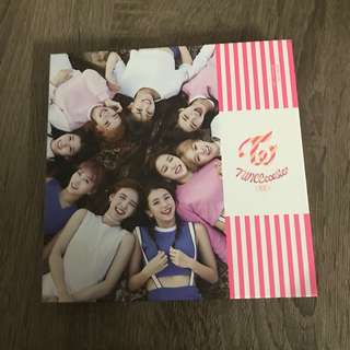 TWICE lane1 album