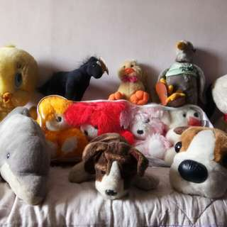 Take-all: Branded Stuff Toys