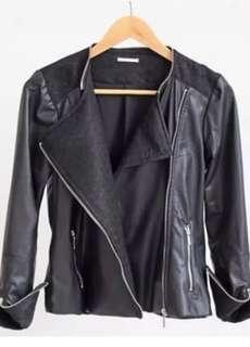 Viktoria & Woods Leather Jacket