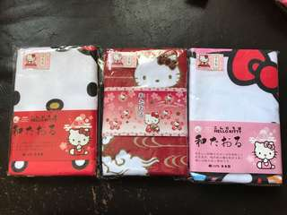 Hello Kitty Towel from Japan