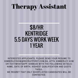 Therapy Assistant