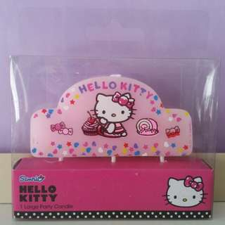 Hello Kitty Candle 🎂