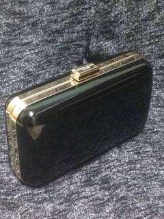 Giorgio Armani Parfums Black Clutch