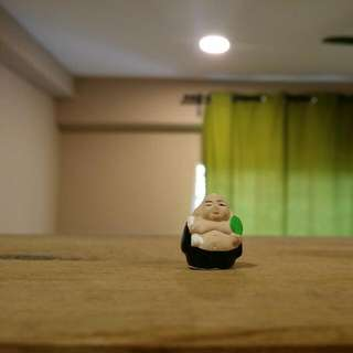 Miniature Buddha Statue