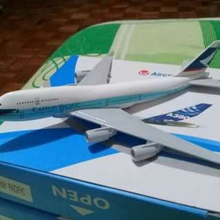 Miniature planes/aircraft/airlines