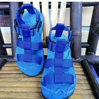 Sandal Gunung Suzuran Crosser Mr1 Full Blue