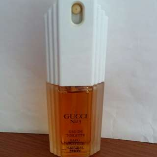 BEST DEAL: GUCCI NATURAL SPRAY 30ml (NO BOX)