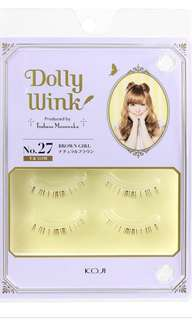 Dolly Wink No.27 Lower Lash