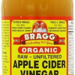 Apple Cider Vinegar (Brag)