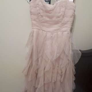 Blush Le Chateau prom dress size 5