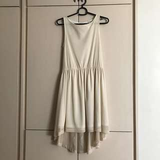 PULL & BEAR High-Low Formal Dress