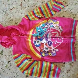 Preloved  My little pony jacket