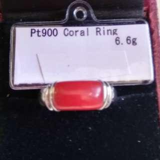 白金紅珊瑚介子