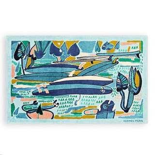 🆕HERMÈS Hermes Apres le Surf beach towel