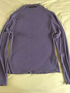 Pre Loved Forever 21 See through Long Sleeves