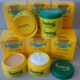 Paket The face cream temulawak