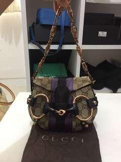 Gucci mini sling