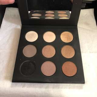 REDUCED Make Up For Ever Artist Shadow Palette 1