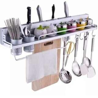 50cm storage kitchen rack organizer shelf