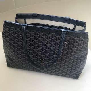 Authentic Goyard Belcash PM Tote Bag