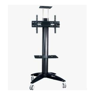 "Aluminum TV Trolly stand for display up to 65"" whatsapp:8778 1601"