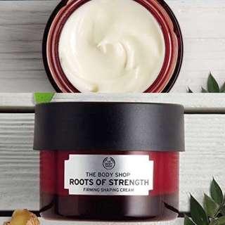 Firming Shaping Cream Bodyshop - Day Cream