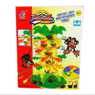 Mainan Games Tumblin Monkey