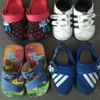 Kasut Budak / Baby / Baby Shoes