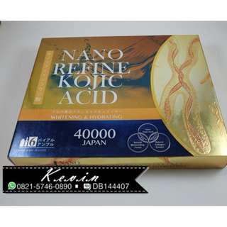 Nano Refine Kojic Acid 40000
