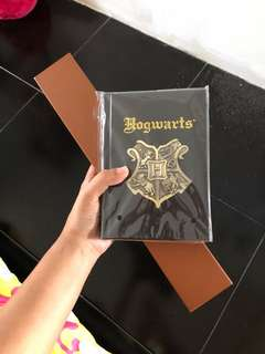 Harry Potter wand & Notebook