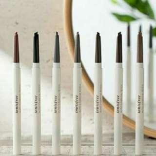 Innisfree auto eyebrow pen