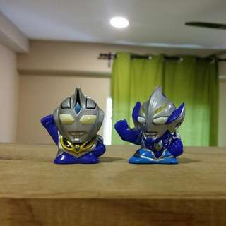 Ultramans 2 Inches