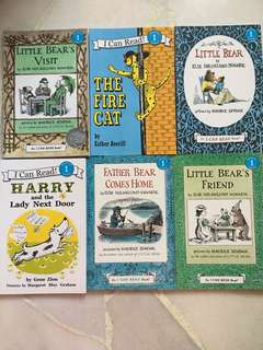 I can Read children Books (Readers)
