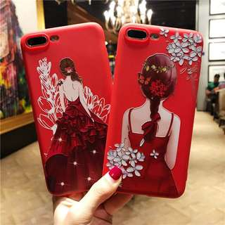 Iphone 3D softcase