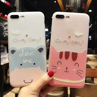 Iphone Soft case 3D