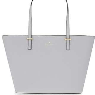 Kate Spade Tote Bag - Light Grey