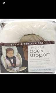 Pram/car seat cushion