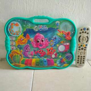 LEAPFROG TOUCH MAGIC MUSIC