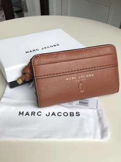 Marc Jacobs genuine leather wallet