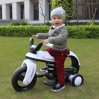 Children Ride Electric Powered Motorcycle