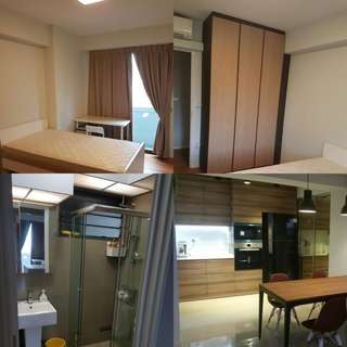 5 Mini Walk To Punggol Mrt, Furnished Room, Owners Seldom At Home.Female Only