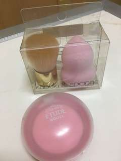 Etude house blush on & brush