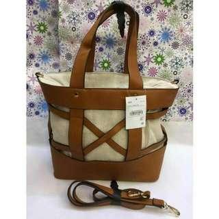 2 Way Bucket Bag